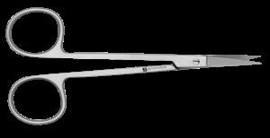 22-1500-Iris Scissors 4.5 inch-Straight-J&J Instruments-Dental Supplies.jpg