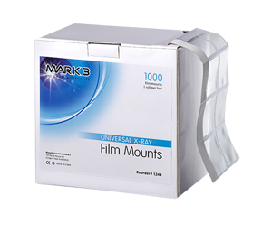 X-Ray Film Mounts-Universal Roll-MARK3-Dental Suppiles