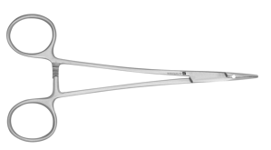 25-6420-Crile-Wood Needle Holder 6 inch - J&J Instruments-upside down.jpg