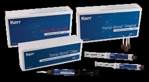 TempBond Temporary Cement  Kerr