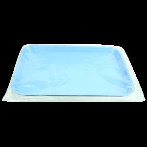 Tray Sleeves Plastic-500/pk-11_5/8x14.5-UniPak-Dental Supplies