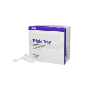 Triple Tray-Bite Registration Trays-Premier Dental-Dental Supplies