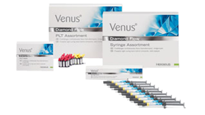Venus Diamond PLT Flow-Composite-Heraeus Kulzer-Dental Supplies
