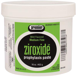 Ziroxide Prophy Paste-1lb. Jar-Premier-Dental Supplies