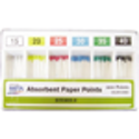 Picture of Absorbent Paper Points #25 200/pk - Meta