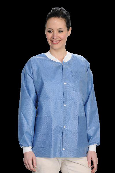 Extra-Safe-Hip Length Jackets-10pk-Valumax-Dental Supplies