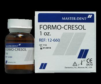 Formo Cresol |1oz| Master-Dent| Dental Supplies