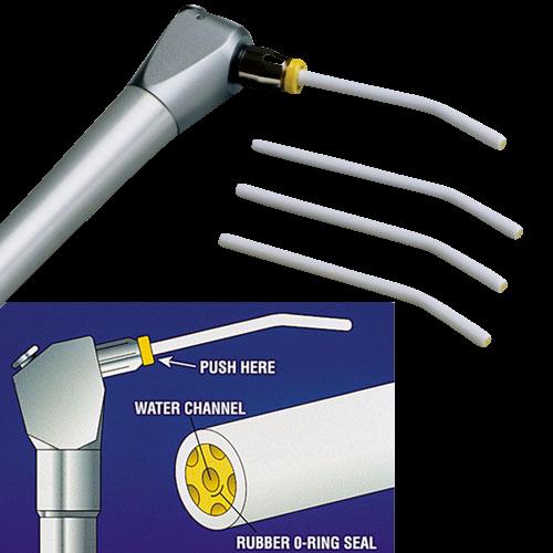Air Water Syringe Tips MARK3 Seal-Tight-Type Dental Supplies