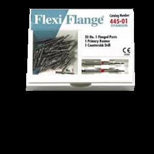 Flexi Flange-Titanium-Post System-Refill-EDS-Dental Supplies