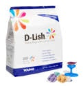 Picture of D-Lish® Prophy Paste Dessert Trio Assorted Coarse 200/pk - Young