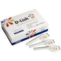 Picture of D-Lish 5% Sodium Fluoride Varnish Green Apple 200/pk - Young