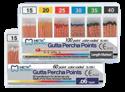 Gutta Percha Points #40 120/pk - Meta