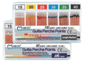 Gutta Percha Points Fine-Fine 120/pk - Meta