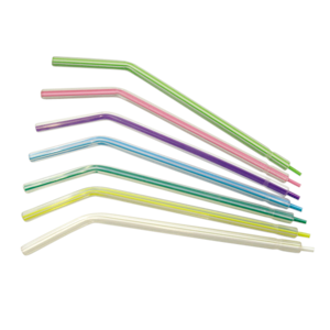 Multicolored Disposable Plastic Air Water Syringe