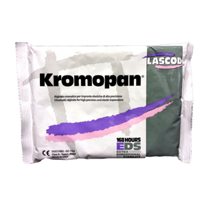 Kromopan Aligante Dustless Fast Set 1-lb Bag - Lascod - Dental Supplies
