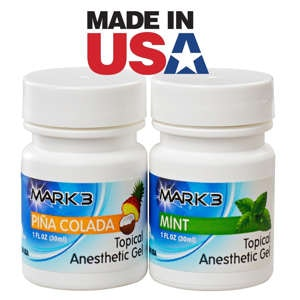 Topical Anesthetic Gel-MARK3-Dental Supplies