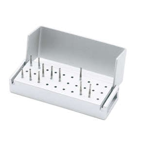 Bur Block 30 Hole-Mark3-Dental Supplies.jpg