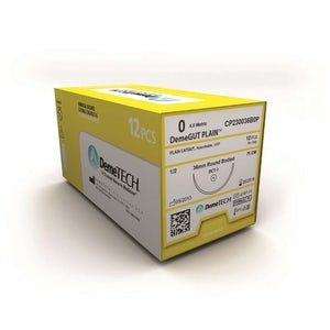 Plain Catgut Sutures-Demetech-Dental Supplies