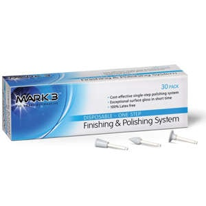 Finishing & Polishing System-30/pk-Mark3-Dental Supplies