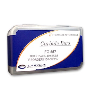 Carbide Dental Burs-100/pk-Cargus-Dental Supplies