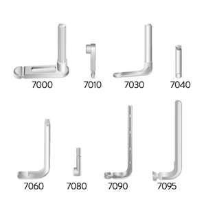 Disposable Bite Blocks 100/pk- MARK3 - Dental Supplies