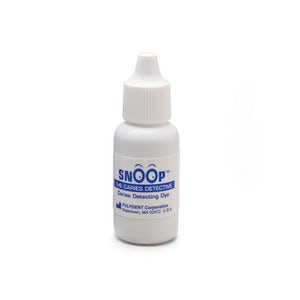 Snoop Caries Detecting Dye Dark Blue 12ml - Pulpdent - dental supplies
