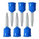 HP Shorth Mixing Tips-Blue-Dental Supplies