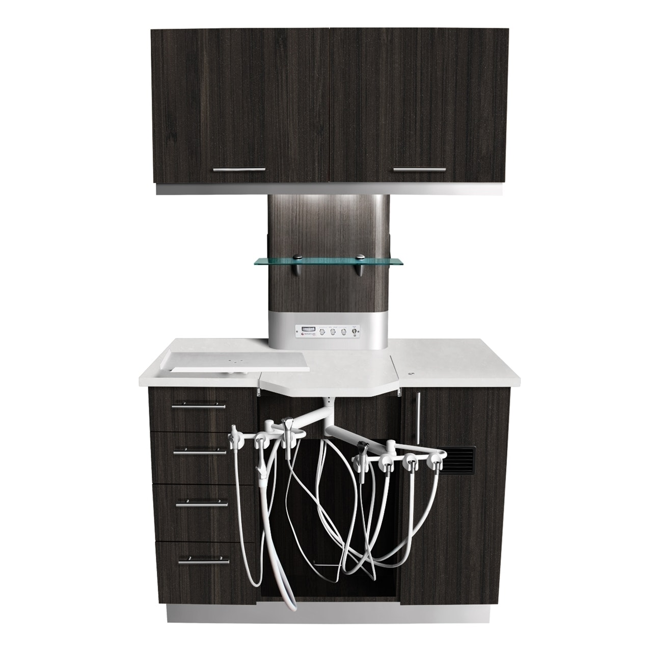 12 O'Clock Rear Cabinet w/ 3069 Delivery System - Signature Series