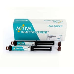 ACTIVA BioACTIVE Cement - Pulpdent