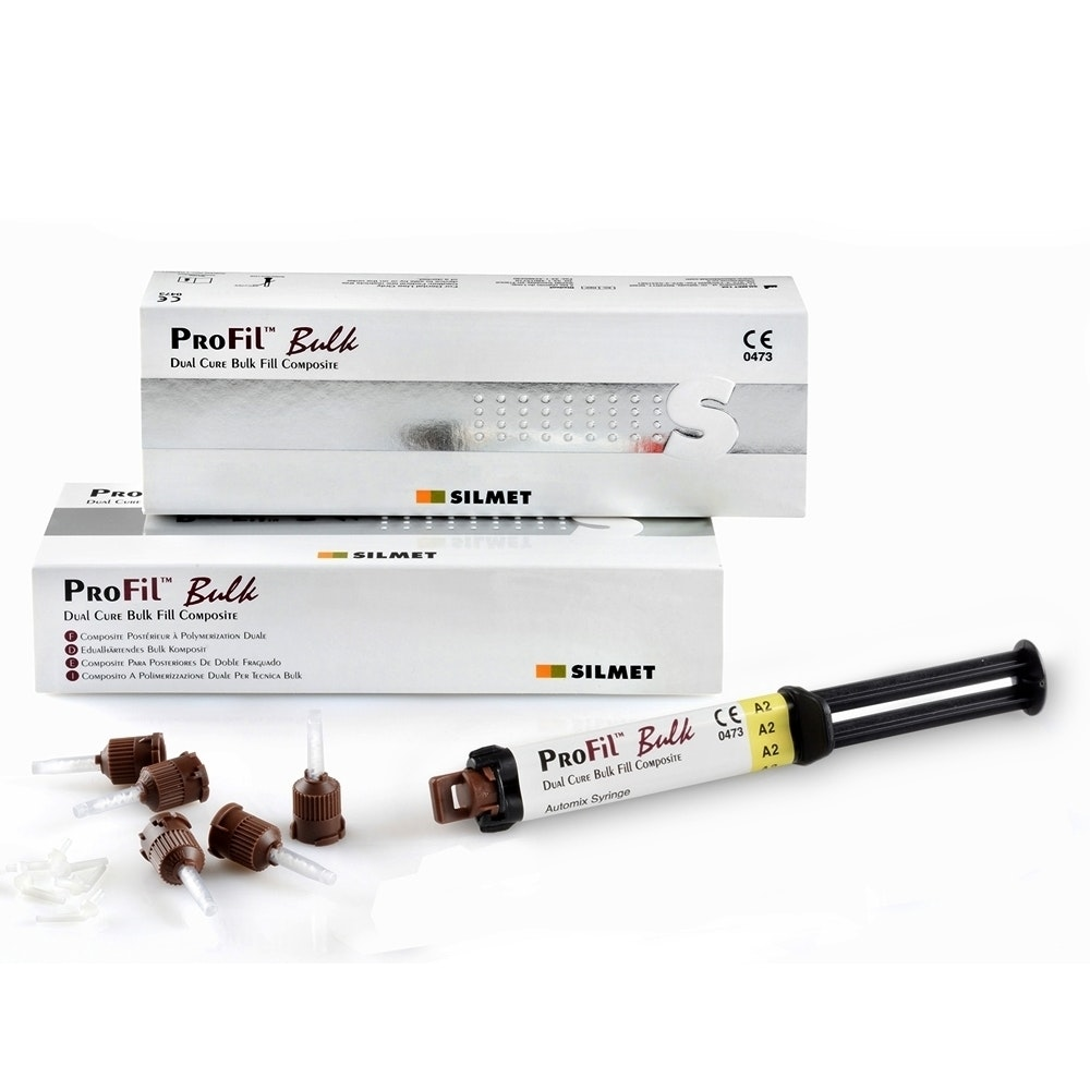 ProFil Bulk Fill A2 Automix Syringe-Silmet-Dental Supplies