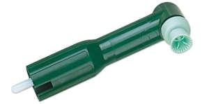 Denticator® Original Green™ Disposable Prophy Angle Soft Green 144/Bx