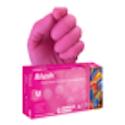 Blush Nitrile Exam Gloves Aurelia - Noble Dental Supplies