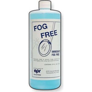 Fog Free Mirror Defogger 32oz - EPR Industries - dental supplies