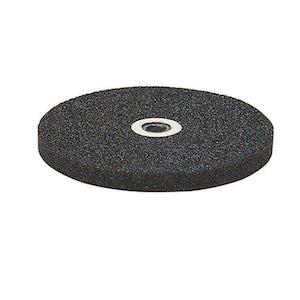 Black Utility Grinding Wheel 1/pk - Keystone Industries - dental supplies