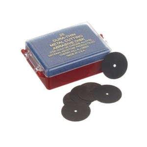 Dura-Thin Metal Cutting Abrasive Discs 25/pk - Keystone Industries - dental supplies