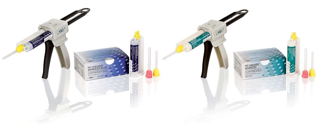 FIT CHECKER™ ADVANCED & FIT CHECKER™ ADVANCED Blue - dental supplies