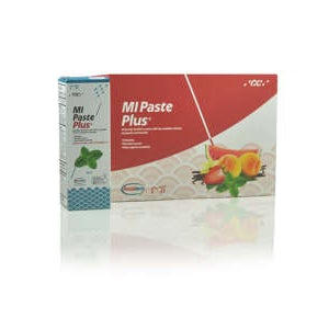 MI Paste Plus Tubes 12/pk - GC America - Dental supplies