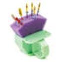 Endo Aid Foam Organizer & Refills - Pacdent - dental supplies