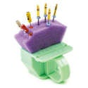 Endo Aid Foam Organizer & Refills - Pacdent - dental supplies