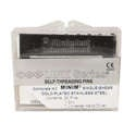 TMS Link Series Self-Threading Pins Minim Single Shear Kits Gold-Plated Stainless Steel - dental supplies
