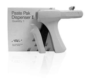 Paste Pak Dispenser II - GC America - dental supplies