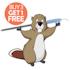 Bucky Beaver UltraSonic Inserts - Vector USA