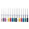 Premier Hedstrom Files 6/pk - dental supplies