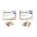 Instrument Code Rings 120/bx - PacDent - dental supplies