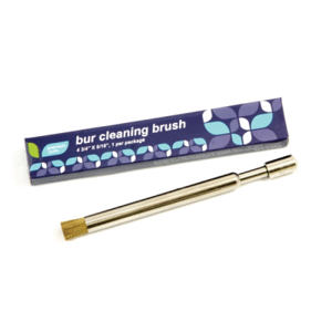 Bur Cleaning Brush 1/pk - Pacdent - dental supplies