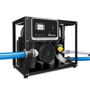 MOJAVE LT Tankless Dry Vacuum System 3 Users - Air Techniques