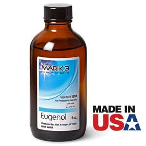 Eugenol-4oz-MARK3-Dental Supplies