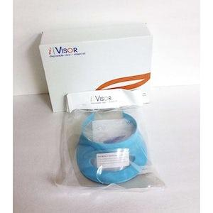 iVisor™ Visor & Shield Kit - Pacdent - dental supplies
