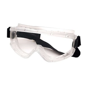 Protective Safety Goggles Anti-fog w/ajustable strap 1/pk