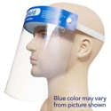 Protective Face Shields Full Length Disposable 1/pk
